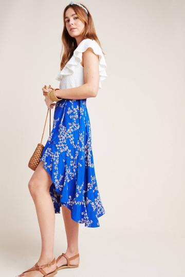 Faithfull Estel Wrap Skirt