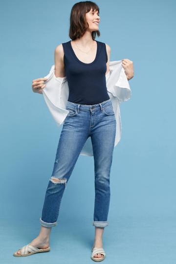Paige Jimmy Jimmy Mid-rise Slim Jeans