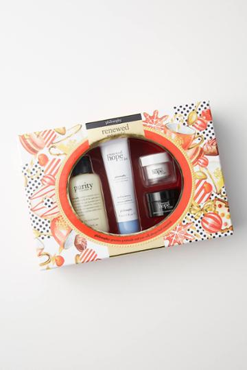 Philosophy Renewed And Grateful Gift Set