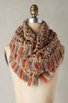 Anthropologie Louelle Infinity Scarf