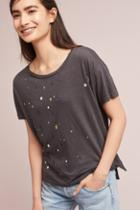 Sundry Metallic Star Tee