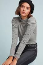 Nurode Rebecca Striped Turtleneck