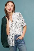 Maeve Polka Dot Buttondown