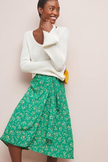 Faithfull Audrey Wrap Skirt