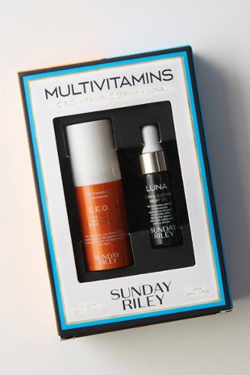 Sunday Riley Mulitvitamins Kit