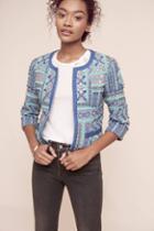 Blanknyc Zinaida Embroidered Jacket
