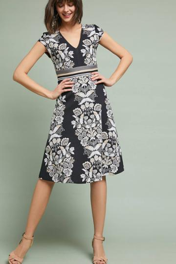 Ett:twa Soiree Embroidered Dress