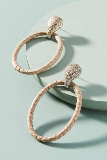 Kmo Paris Havilah Hoop Earrings