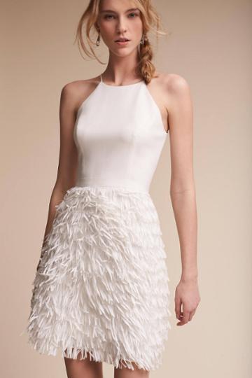 Anthropologie Promenade Wedding Guest Dress