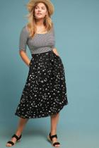 Maeve Staycation Printed Skirt