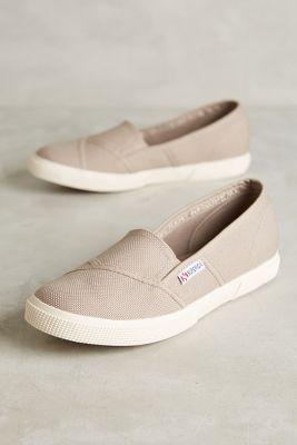 Superga Slip-on Sneakers Sand