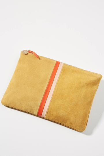 Clare V. Zip Pouch