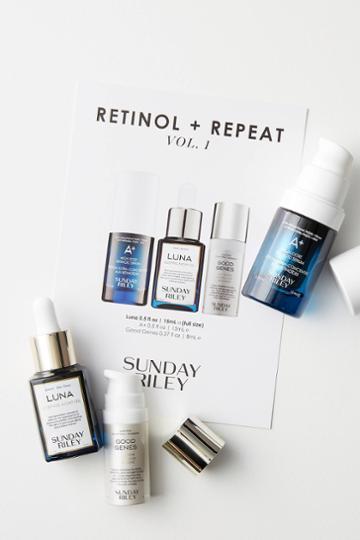Sunday Riley Retinol & Repeat Volume