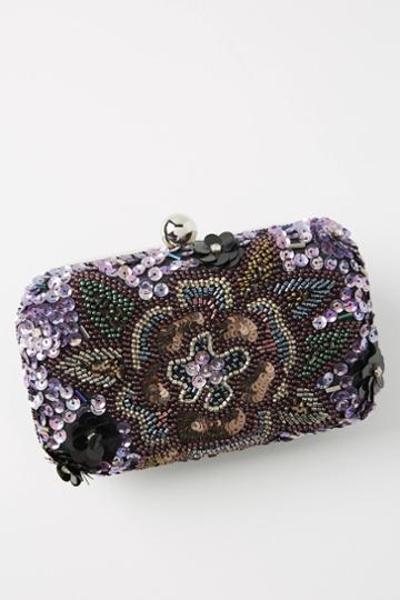 From St. Xavier Lexie Party Box Clutch
