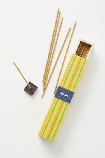 Anthropologie Kayuragi Incense Sticks
