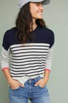 Sundry Striped Pullover