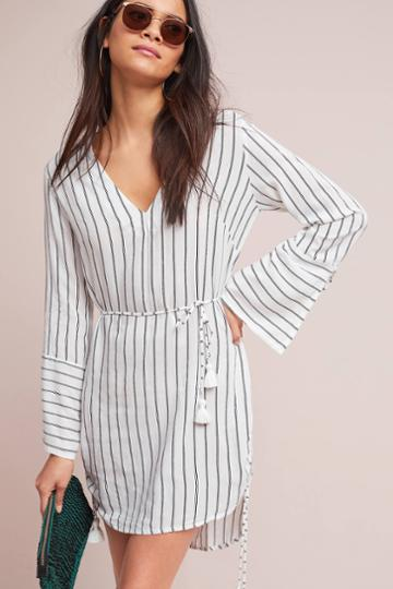 Faithfull Striped Shirtdress
