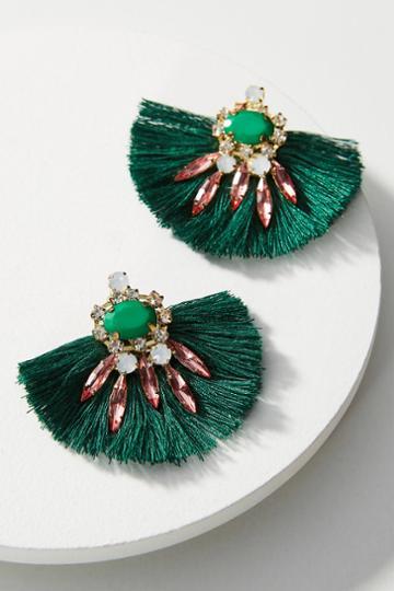 Shiraleah Prunella Fanned Drop Earrings