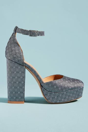 Bill Blass Ellie Platform Heels