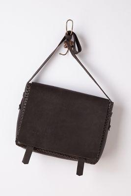 Anthropologie Lodwar Messenger Bag