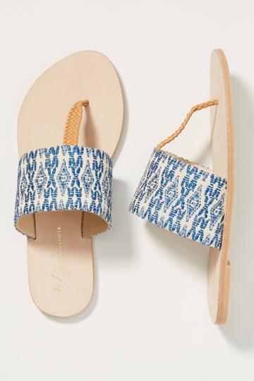 Anthropologie Adette Sandals