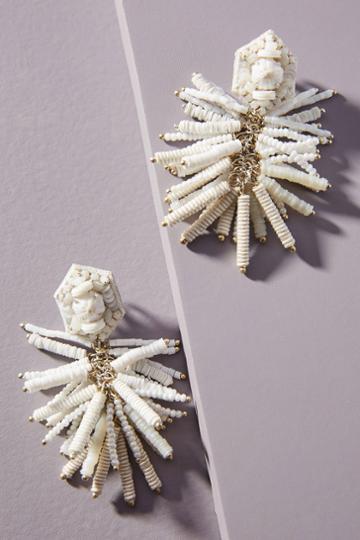 Suzanna Dai Fiesta Tassel Drop Earrings