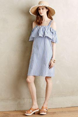 Whit Two Rehoboth Stripe Mini Dress