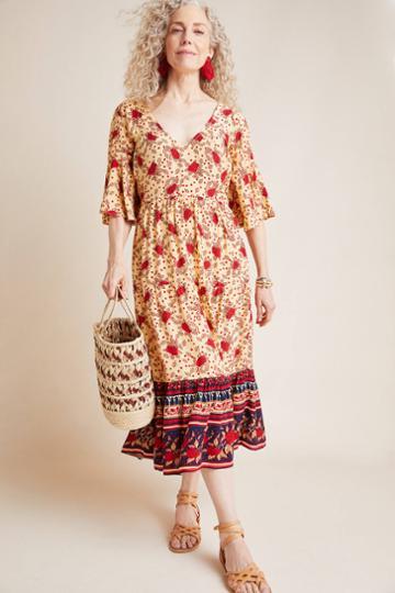 Faithfull Melia Midi Dress