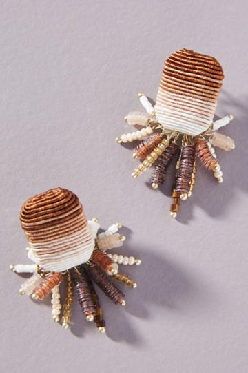 Suzanna Dai Saltillo Tassel Drop Earrings