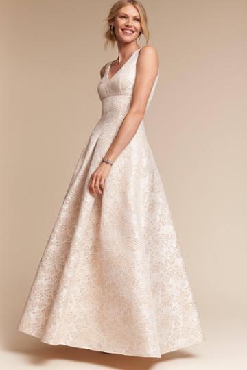 Anthropologie Lincoln Wedding Guest Dress
