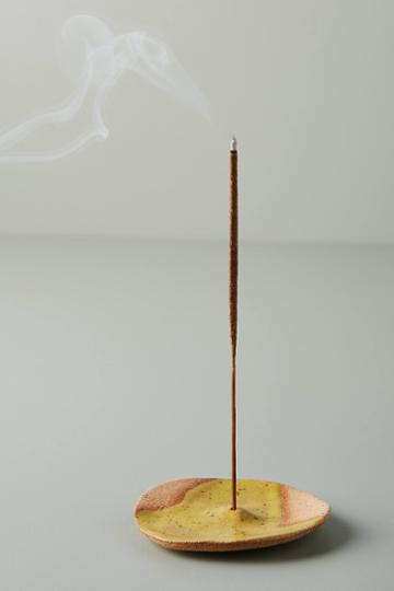 Nightshift Ceramics Dip-dyed Incense Holder