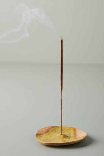 Nightshift Ceramics Dip-dyed Incense Holder