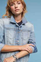 Pilcro Indigo Denim Boyfriend Jacket