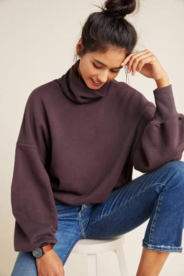 Agolde Cowl Neck Sweater