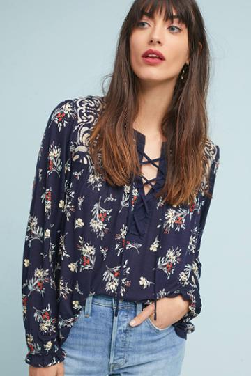 One September Sydney Floral Top