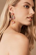 Anthropologie Loren Hope Lipa Chandelier Earrings
