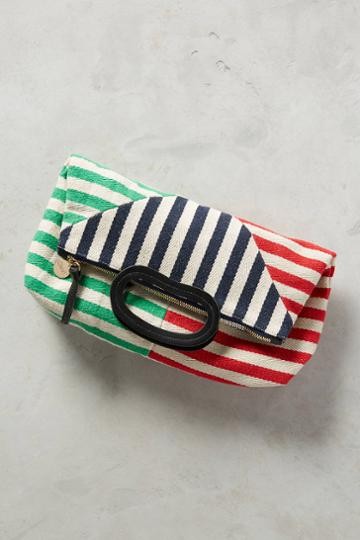 Clare V. Marcelle Foldover Clutch