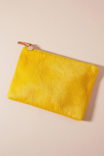 Clare V. Sunshine Pouch