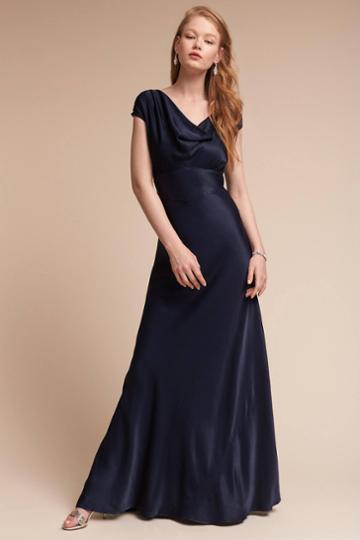 Anthropologie Gloss Wedding Guest Dress