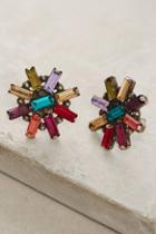 Dannijo Amethyst Rainbow Earrings