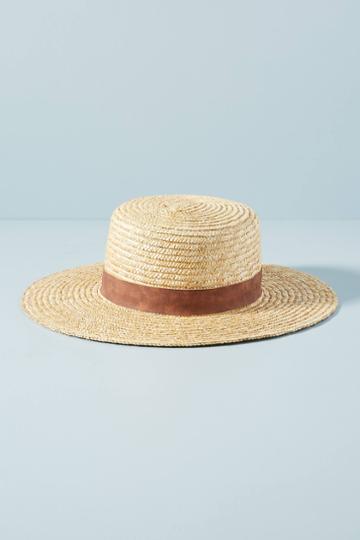 Wyeth Aubrey Boater Hat