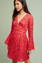 Ml Monique Lhuillier Rose Garden Dress