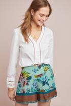 Maeve Carolina Floral Shorts