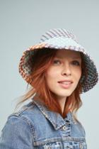 Anthropologie Brighley Bow Floppy Hat