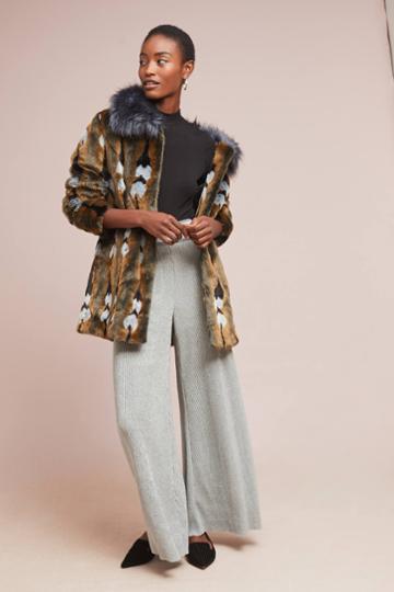 Ett:twa Reflections Floral Coat