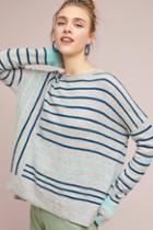 Charli Cashmere Striped Pullover