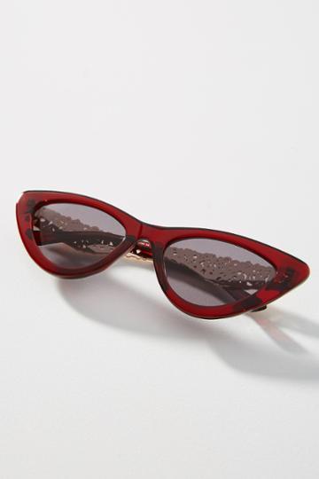 Amber Sceats Genie Cat-eye Sunglasses