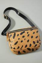 Clare V. Jumpin' Jaguar Belt Bag