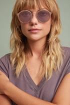 Anthropologie Rosie Mirrored Sunglasses