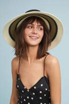 Anthropologie Gloria Floppy Hat